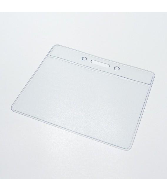 porte badge souple 94x64 mm