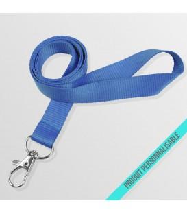 Mousqueton standard - lanyard polyester