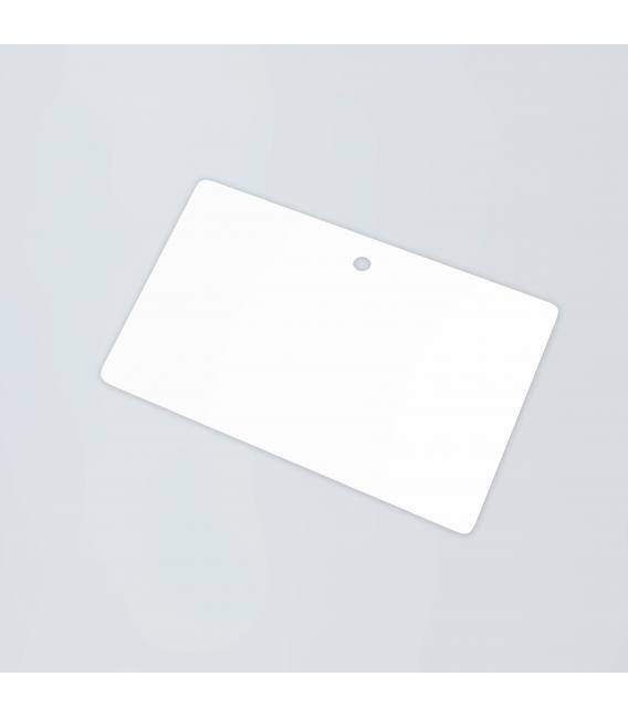 Carte PVC 86 x 54 mm