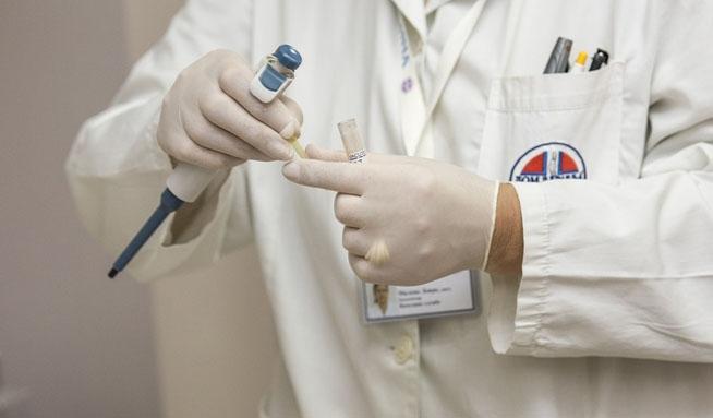 Tour de cou infirmière
